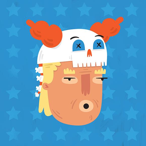 clown-skull